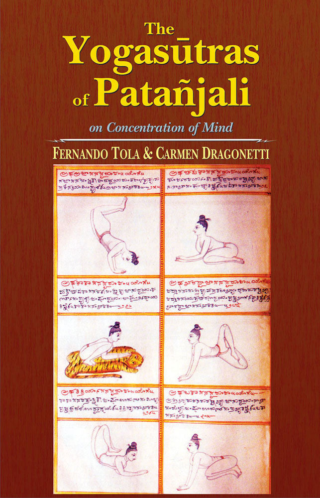 The Yogasutras of Patanjali on Concentration of Mind