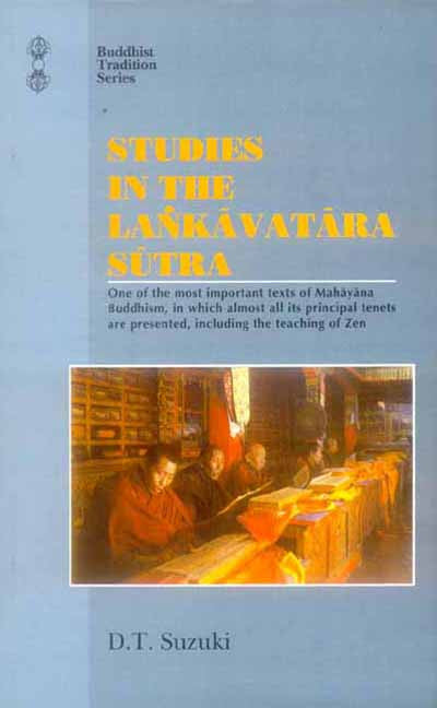 Studies in the Lankavatara Sutra