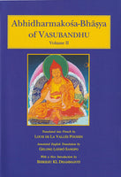 Abhidharmakosa-Bhasya of Vasubandhu (4 Vols.): The Treasury of the Abhidharma and its (Auto) Commentary