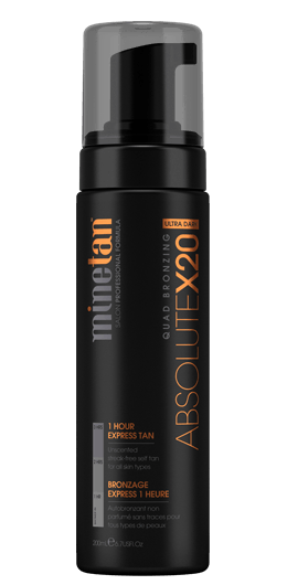 Minetan Absolute X20 Self Tanning Foam