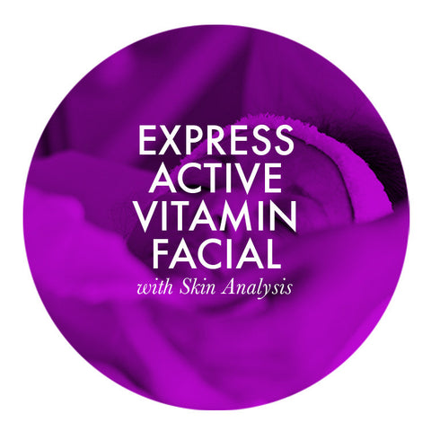 Express Active Vitamin Facial