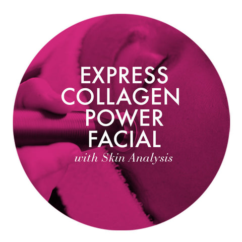 Express Collagen Power Facial