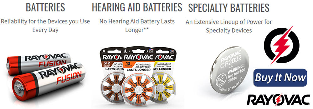 RAYOVAC BATTERIES Best Watch Batteries Renata vs maxell vs sony vs panasonic vs Varta vs Energizer