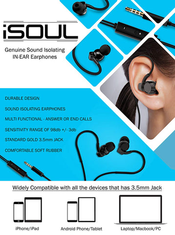 iSoul Earphone