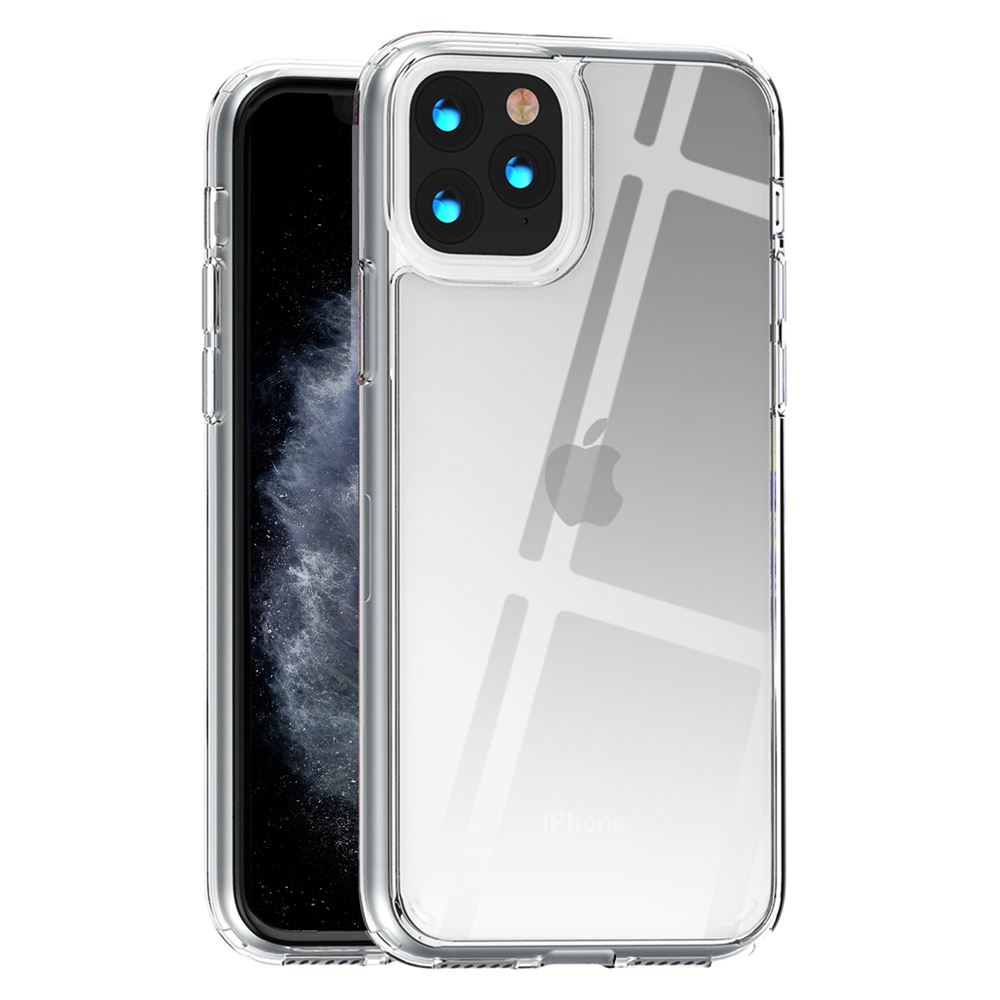 Get your Crystal Clear Hard Back Case for iPhone 11 Pro Max in UK 2020, Electronics by TradeNRG