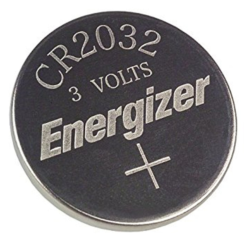 Energizer ECR 2032 Battery - CR2032 - Li 225 mAh
