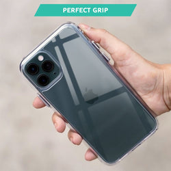 Get your Crystal Clear Hard Back Case for iPhone 11 Pro Max in UK 2020-Case / Cover-TradeNRG UK