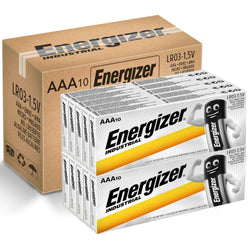 100x Energizer AAA Industrial Battery Alkaline Micro EN92 LR03 MN2400-Battery-TradeNRG UK