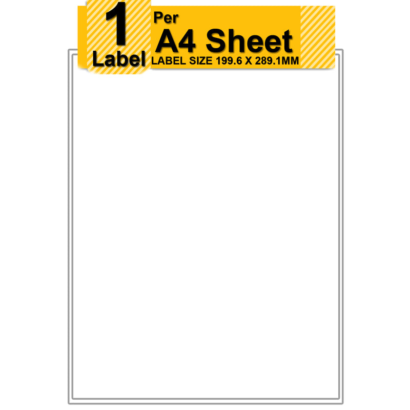 It's just a picture of Fan Avery A4 Label Sheets
