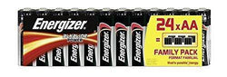 24 Pack AA Energizer Battery - Alkaline Power 2028-Batteries-TradeNRG UK