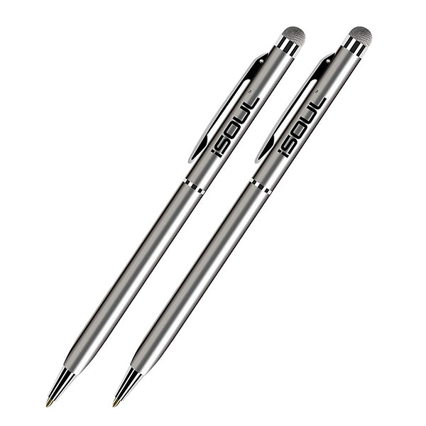 Stylus Pen, Stylus Touch Pen Stylus Pens for Touch Screens Official iSOUL stylus for Apple iPads, iPad Mini, iPhone X/Xs/8/7/6s/6 Plus, Samsung Galaxy, Mobile Phones & Tablets