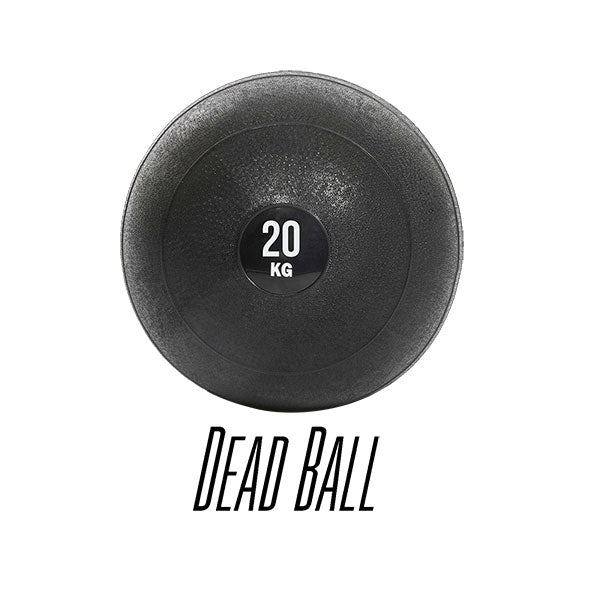 iSOUL Training Body Workout Slam Dead Ball Fitness Training Non-Bounce 20kg