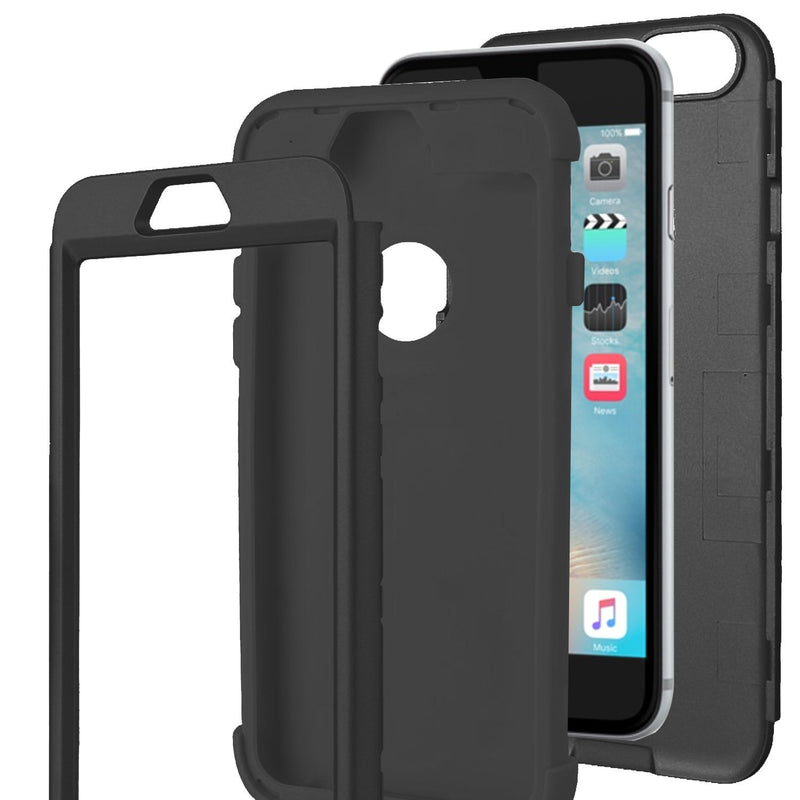 ARMR CS-IPHN6 Black Armour case for iPhone 6