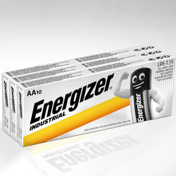 30x Energizer AA Industrial Alkaline Batteries 1.5V LR6 MN1500 Procell-Battery-TradeNRG UK