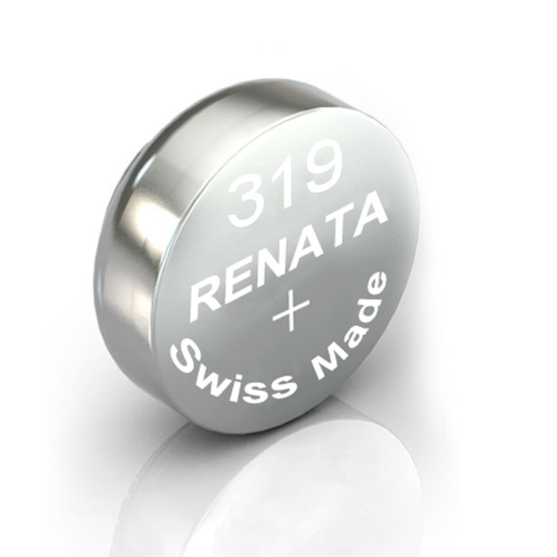 5x Renata Swiss Made Silver Oxide-Lithium Batteries over 40 different types in all sizes. - TradeNRG UK
