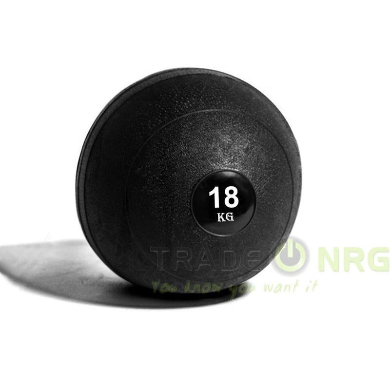 iSOUL Training Body Workout Slam Dead Ball Fitness Training Non-Bounce 18 kg