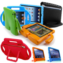 Kids Childrens EVA Shockproof Foam Handle Stand Case Cover For Apple iPad Series - Case / Cover - ISOUL	 - 1