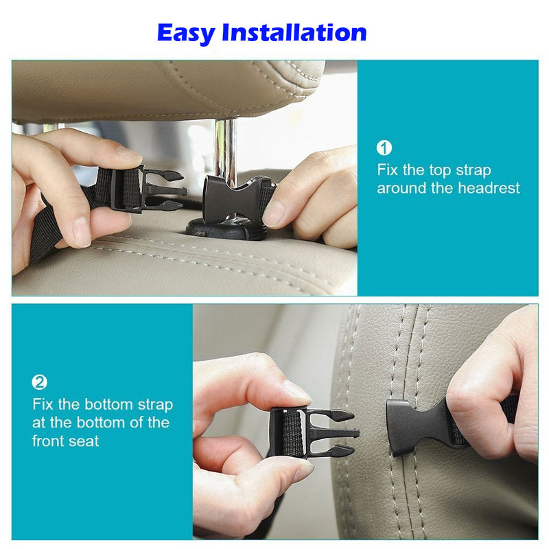 Car Back Seat Organiser can provide a comfotable environment for the passager's entertainment