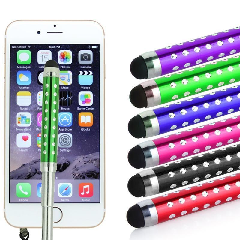 iSOUL Stylus Retractable Styli Stylus Pen For Smart Phone iPad iPhone | 5Pcs - TradeNRG UK