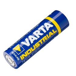 Varta AAA Industrial Alkaline Batteries LR03, MN2400, Pack of 100-Battery-TradeNRG UK