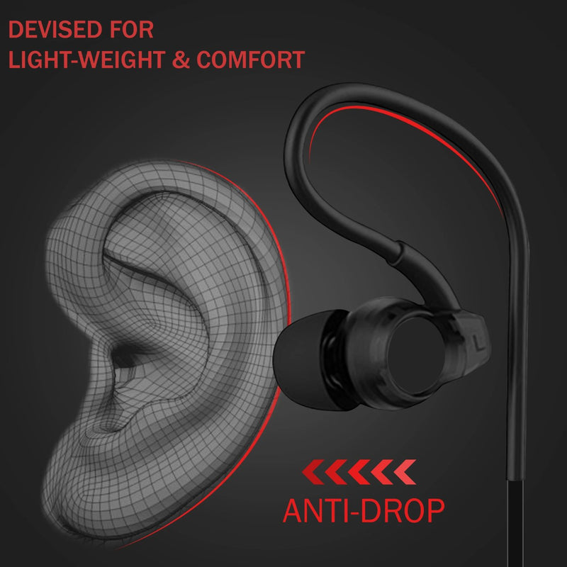 iSOUL Metal Earphones, Noise Isolating in Ear Canal Headphones Earphones with Pure Sound and Powerful Bass for iPhone, iPad, iPod, Samsung Smartphones and Table - TradeNRG UK