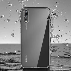 For Huawei P20 Pro/Lite/Mate Slim Hybrid Shockproof Case New Silicone Cover - TradeNRG UK