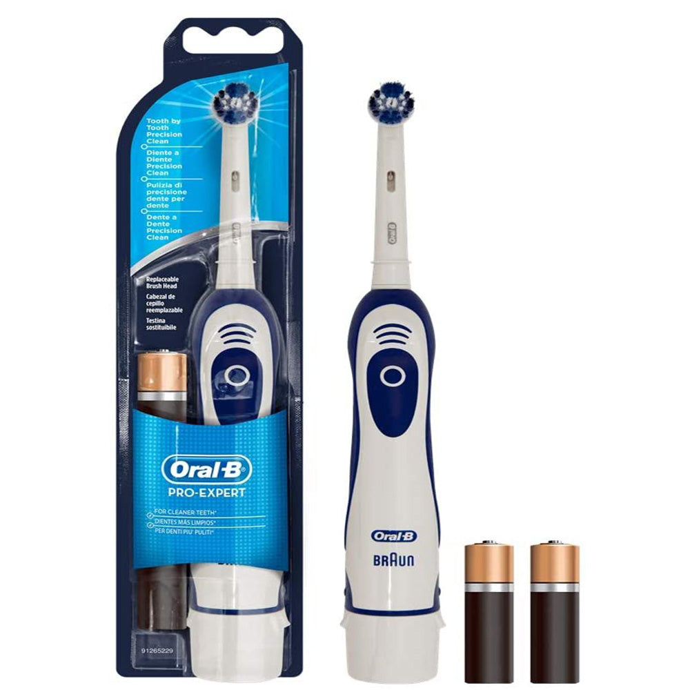Oral-B Pro-Expert Toothbrush with Replaceable Brush Head, Oral Care by TradeNRG