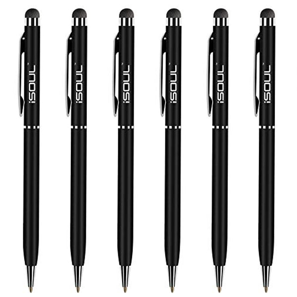 Stylus Pen, Stylus Touch Pen Stylus Pens for Touch Screens Official iSOUL stylus for Apple iPads, iPad Mini, iPhone X/Xs/8/7/6s/6 Plus, Samsung Galaxy, Mobile Phones & Tablets - TradeNRG UK