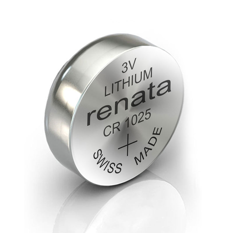 Renata CR 1025 watch battery 3V lithium