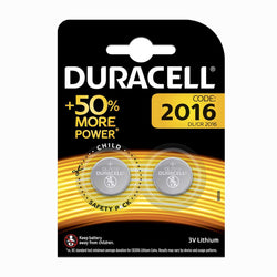 DURACELL 2016