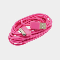 iPhone Data Sync & Charge USB Lead Cable for iPhone 4 4S iPod Touch-iPhone 4 Cable-TradeNRG UK