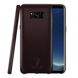 iSOUL Samsung S8 Leather Back Case