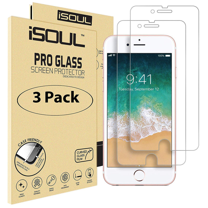 iSOUL iPhone 8 Screen Protector