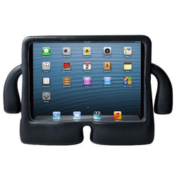 Children's iPad's Case lightweight Stand & Handle for iPad Mini 2 3 4 -Black