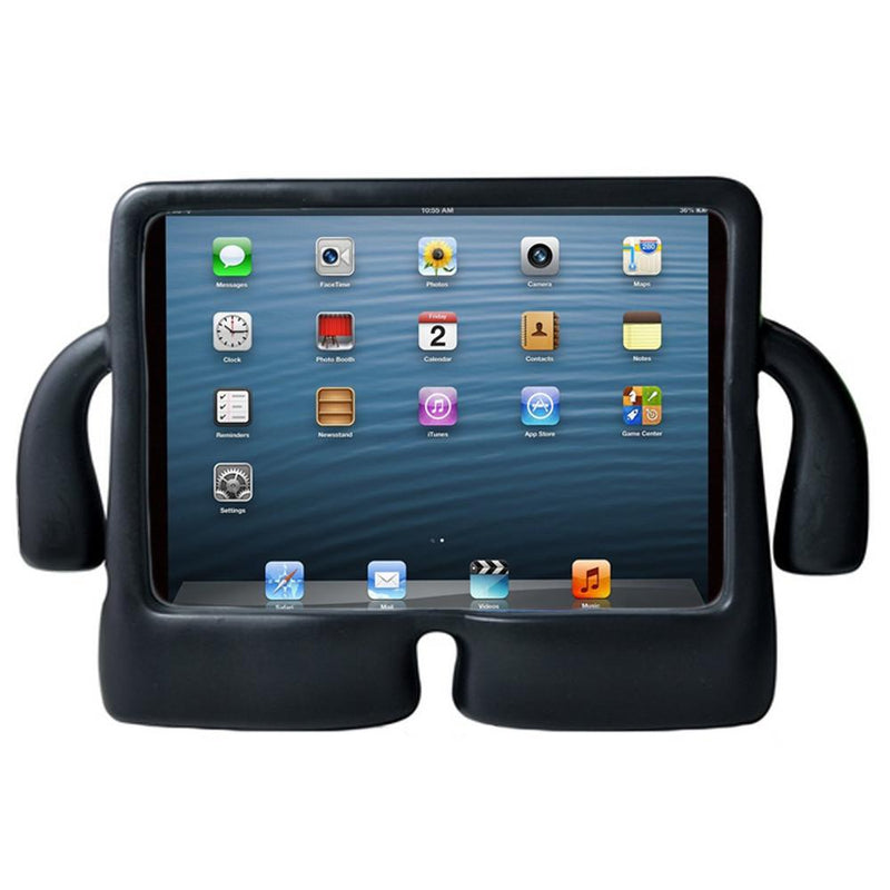 Children's iPad's Case lightweight Stand & Handle for iPad 2 3 4 -Black