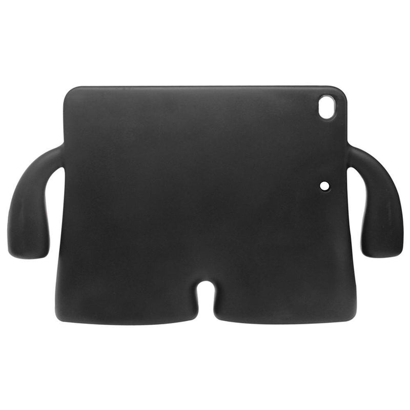 Children's iPad's Case lightweight Stand & Handle for iPad 2 3 4 -Black Back view