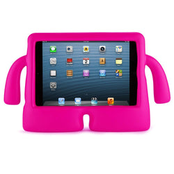 Children's iPad's Case lightweight Stand & Handle for iPad 2 3 4 -Pink