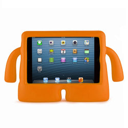 Children's iPad's Case lightweight Stand & Handle for iPad Air & Air 2 -Orange