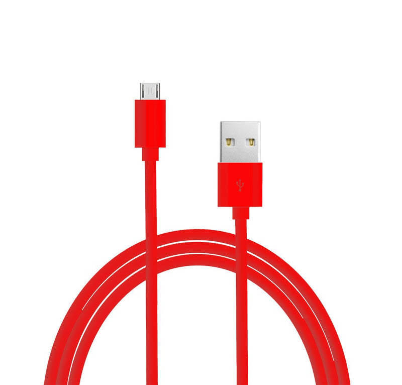 24AWG Micro USB Charger Cable 2.4Amp Fast Sync Charging Lead USB 2.0 A Male to M - USB CABLE - ISOUL	 - 17