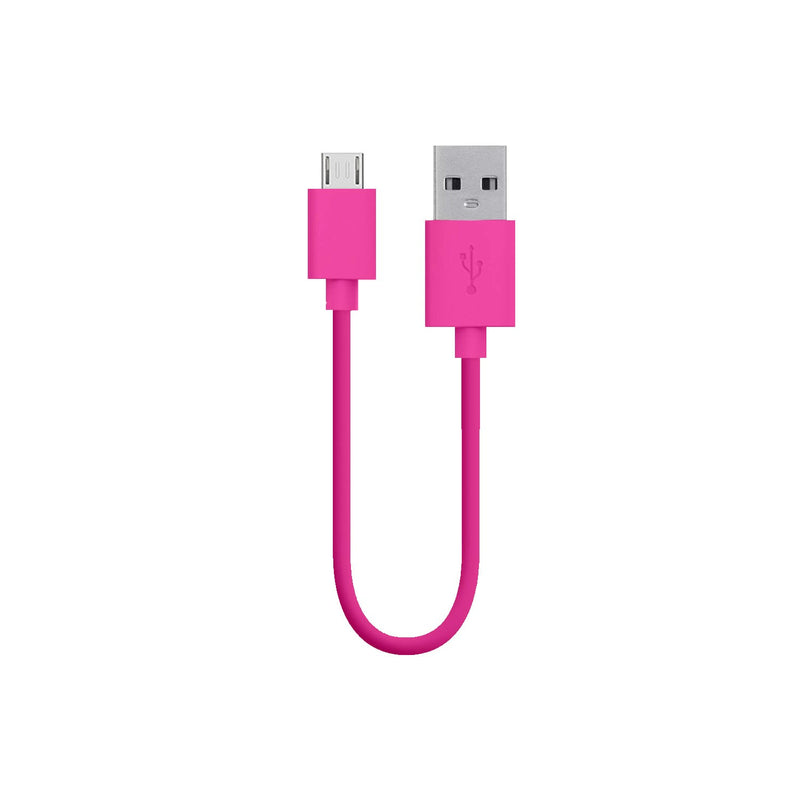 24AWG Micro USB Charger Cable 2.4Amp Fast Sync Charging Lead USB 2.0 A Male to M - USB CABLE - ISOUL	 - 7