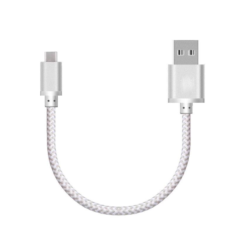 USB-C USB 3.0 TYPE-C DATA SYNC CHARGER CHARGING CABLE HEAVY DUTY BRAIDED - USB CABLE - ISOUL	 - 8