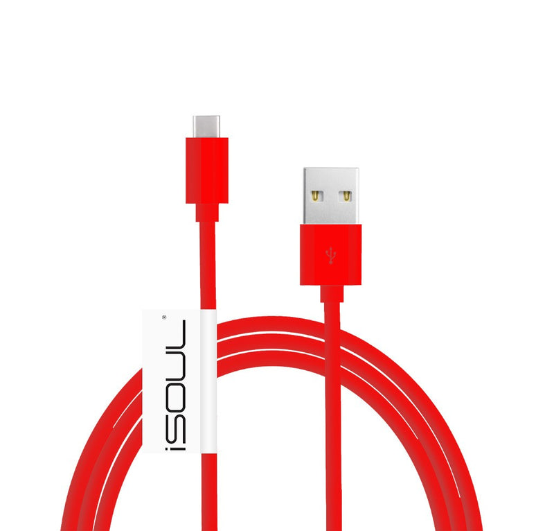 USB C 3.1 Type-C Data Sync Charger Charging Cable USB-C to USB 3.0 Cable (C to A) 24AWG 56k Ohm Pull-up Resistor, for Galaxy Note 7, the new MacBook, ChromeBook Pixel, Nexus 5X 6P OnePlus 2 /3 Charger Cable Devices - USB CABLE - ISOUL	 - 18