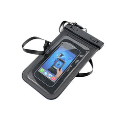 Best quality Universal Smartphone Waterproof Case for iPhone - Black-Case / Cover-TradeNRG UK