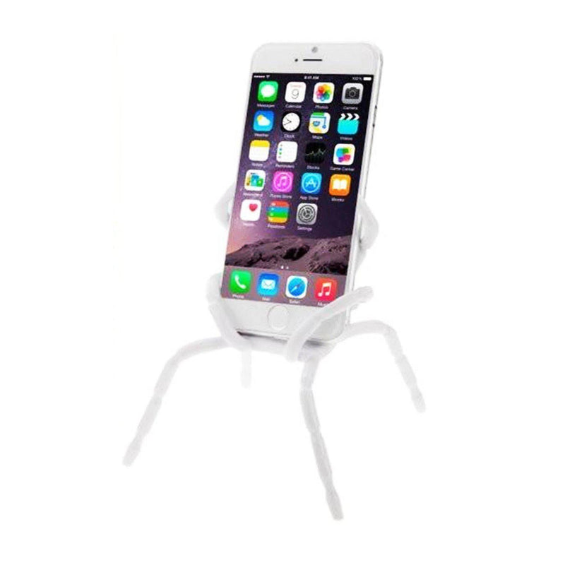 Universal Phone In Car Mount Holder Pda Flexible Grip Desk Stand Bed For Iphone 6 Plus , 6S , Se , 5 , 5S, 5G, Samsung Galaxy S4, S5, S6, S7, Edge , Mp3, Mp4, Ipod Player - TradeNRG UK
