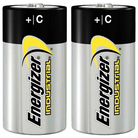 Energizer LR14 Industrial C Size Alkaline Batteries Long-Lasting 1.5 Volt Pack-Battery-TradeNRG UK