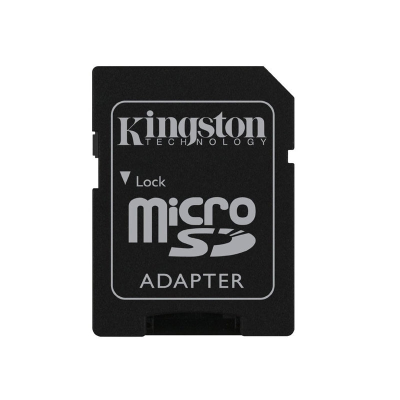 Kingston 8Gb Class 4 Micro Sd Card UK_KNG 8GB+AD