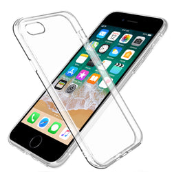 Gel Case Iphone 6 / 6S Cover Case Ultra Slim Lightweight Anti Scratch Crystal Transparent Clear Flexible Soft Gel Tpu Back Case Cover For Iphone 6 / 6S - TradeNRG UK