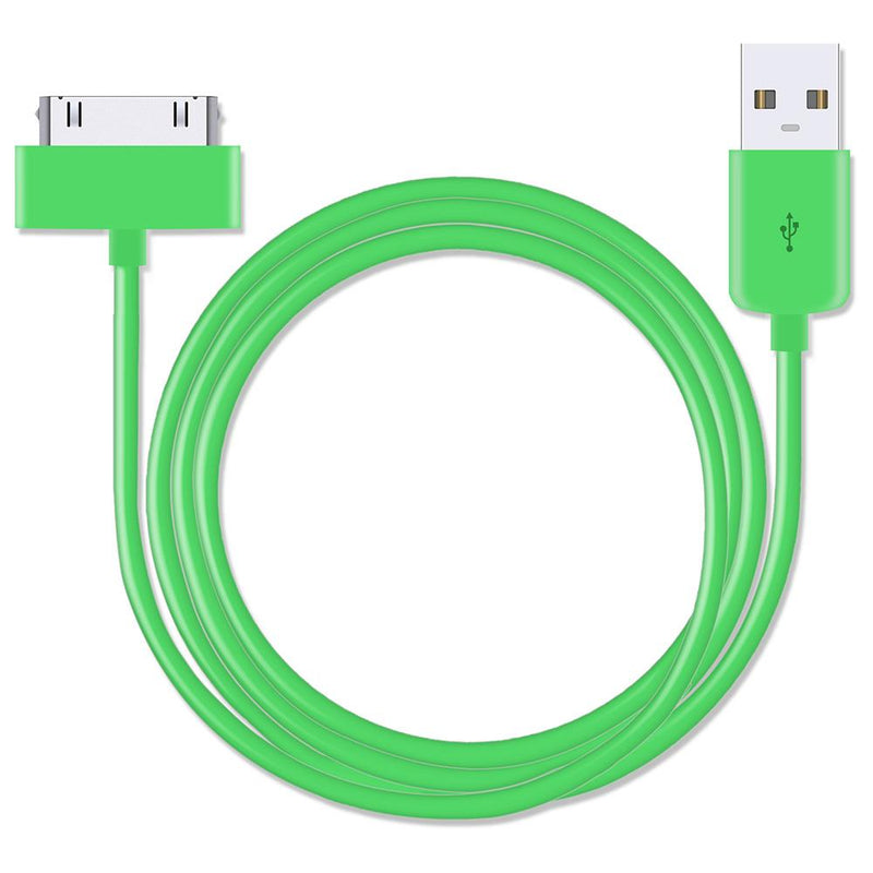 3X USB SYNC CHARGER CABLE IPOD TOUCH CLASSIC IPAD DOCK