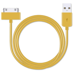 3M Charging Data Sync Charger Cable Lead for Apple iPhone iPad iPod-iphone cable-TradeNRG UK