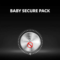 Duracell Baby Pack